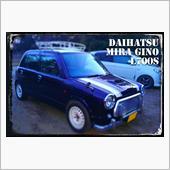 SA10-Rさんのミラジーノ