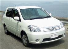 lzxiuさんの愛車:トヨタ ラウム