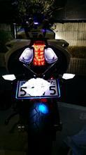 Dips11-25改さんのSRV850 リア画像