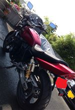 YBRさんのXJR400 インテリア画像