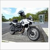 hoteさんのF700GS
