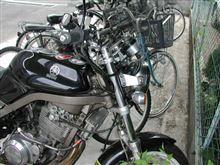 エンジン(猿人)さんのSRX600 左サイド画像
