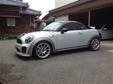 Q。さんのMINI_Coupe
