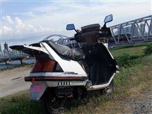 Yuutsuさんのスペイシー125ストライカー リア画像