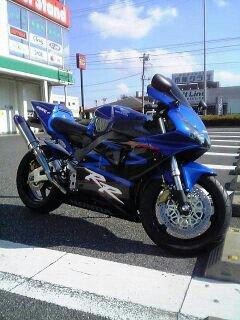 ホンダ CBR954RR