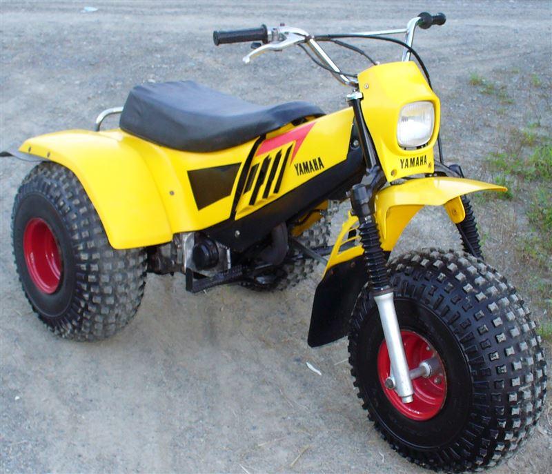 tri-motoさんのYT175