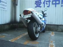 サンダ~さんのTL1000R リア画像