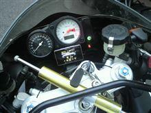 サンダ~さんのTL1000R インテリア画像