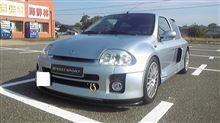 Cliov6さんのクリオ V6 ルノー スポール  (ルーテシア) メイン画像