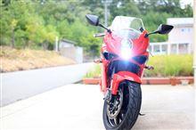 GTyamaさんのGT250R 左サイド画像