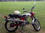 ホンダ CL50