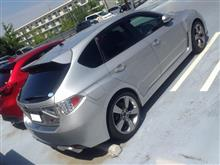 MAMBO2010さんの愛車:スバル インプレッサ WRX STI