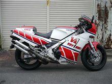 ポンピヨピヨさんのRZV500R メイン画像