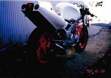 T○MさんのYSR80(50) リア画像