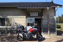 けいぃさんのV-Strom1000ABS リア画像