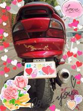 Ai☆さんのスカイウェイブ250SS リア画像