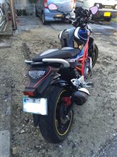 hayate号さんのグラディウス400 ABS リア画像