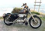 ハーレーダビッドソン XL1200S