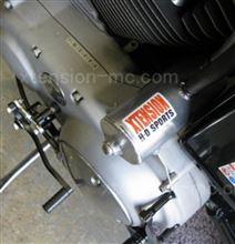 SP-TDOさんのXL1200S リア画像