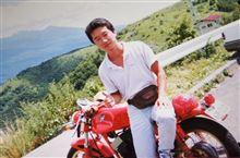 Mr. ポールさんのRD350 リア画像
