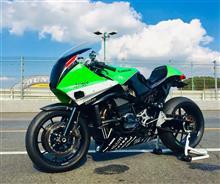 まいっかレーシングさんのGPZ1000RX メイン画像