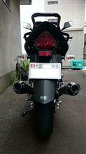 いさむ.さんのGSR250F リア画像