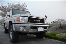 KK505さんの愛車:トヨタ ランドクルーザー70