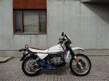 モトヤスさんのR80GS BASIC 左サイド画像
