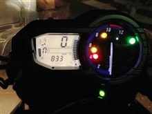 轍疲労さんのTiger800 (タイガー) インテリア画像