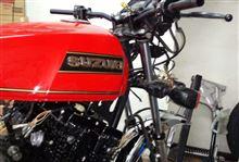 CARsさんのGSX750E 左サイド画像