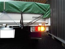 masajyeさんのボンゴトラック リア画像