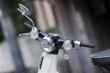 タイムマシン!さんのカブC70 インテリア画像