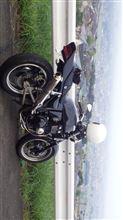 ildnaさんのZRX400-II リア画像