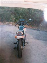 ムラコウさんのMBX50F リア画像