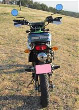 lonesome-riderさんのKSR PRO リア画像