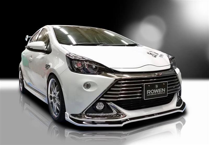 アクアG's(トヨタ) | ROWEN JAPANの愛車 | みんカラ