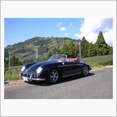 三毛猫356さんの356 Roadster
