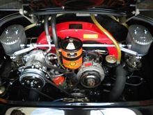 三毛猫356さんの356 Roadster リア画像