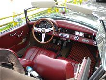 三毛猫356さんの356 Roadster インテリア画像