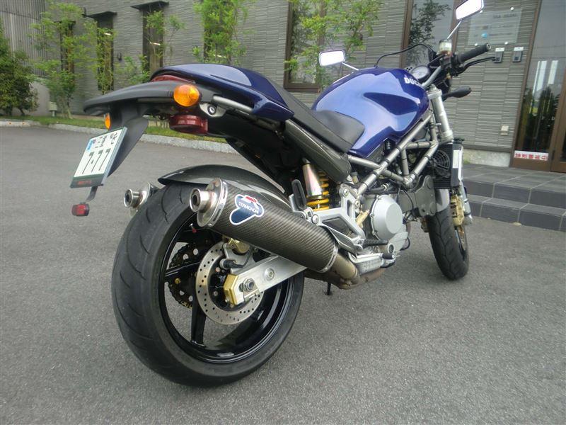 タッキ-さんのMONSTER S4 (モンスター)