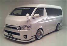 TDI Tuning/m-flowさんのHIACE_VAN