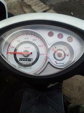 不審車さんのJOG CE50D インテリア画像
