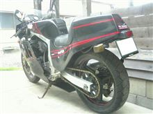 yassakunさんのGSX-R1100 リア画像