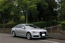 奈良の小仏さんの愛車:アウディ A6 (セダン)