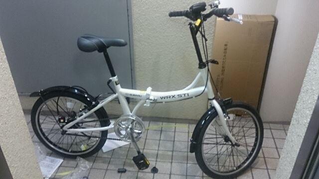 Dr.たかし(nan-taka)さんの折りたたみ自転車