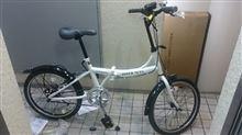 Dr.たかし(nan-taka)さんの折りたたみ自転車 メイン画像
