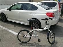 Dr.たかし(nan-taka)さんの折りたたみ自転車 左サイド画像