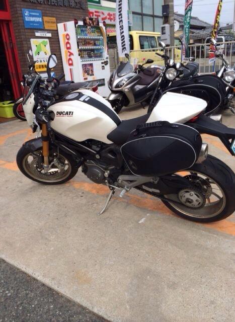 Oh!sakiさんのMONSTER1100 (モンスター)