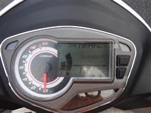 安全運転・安心運転実行中さんのティグラ125 左サイド画像
