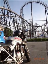 ♪多摩♪さんのGSX250S KATANA (カタナ) リア画像